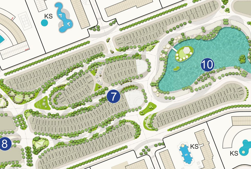 Khu shop Indochina